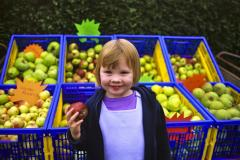 Celebrating the apple at Quarry Bank Mill
