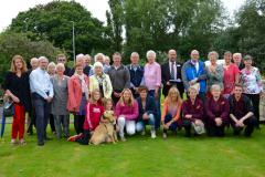 In Bloom judges 'thoroughly enjoyed' tour of Wilmslow
