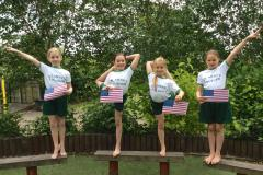 Gymnasts head to Florida world championships