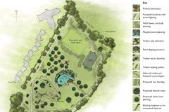 Masterplan for Browns Lane playing fields unveiled