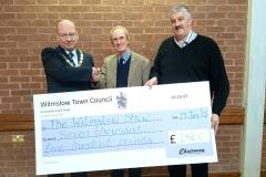 Town Council provides £7500 grant for town show