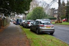 Parking review will finally be published - when someone presses the 'appropriate button'