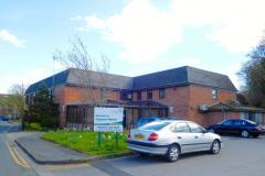 Revised plans to replace former care home with two apartment blocks