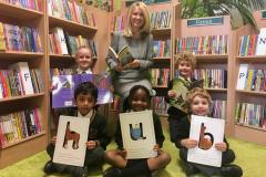 Primary school chosen to become a National English Hub