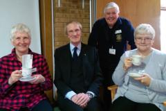 Donation helps Dementia Cafe expand