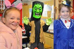 Schools celebrate World Book Day