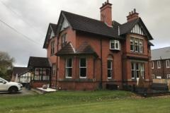 Plans to convert six bedroom house into apartments