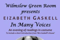 Green Room presents Elizabeth Gaskell in Many Voices