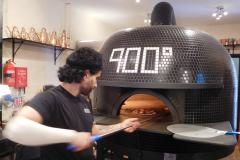 Hot new pizzeria fires up in Wilmslow