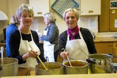 Charity fundraisers promise another souperday