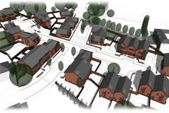 Work starts on new Lacey Green development