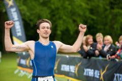 Student from Wilmslow wins triathlon