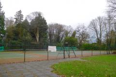 Tennis club plans to light up courts