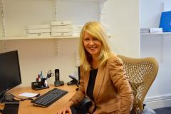 Esther McVey sets up office in Wilmslow