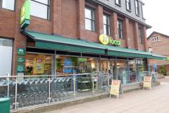 Morrisons to checkout of Wilmslow