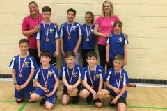 Youngsters scoop bronze in national championships