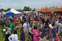 All the fun of the fair as Wilmslow Show returns for 104th year