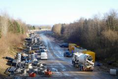 Stockport Council says opening of airport relief road is still on schedule