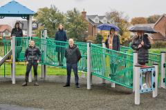 Recreation area benefits from £500,000 developer-funded revamp
