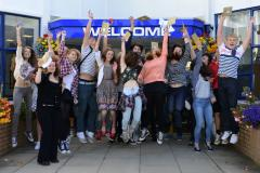 GCSE success at Wilmslow High