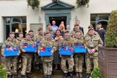 Youngsters out in force to support Poppy Appeal