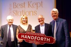 Lucky for some as Handforth Station scoops 13th award