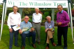 Wilmslow Trust returns to the Wilmslow Show