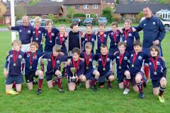 Rugby: Wolves Under 11s crowned Cheshire champions