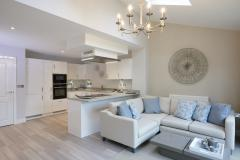 Jones Homes opens stunning new showhome at The Carriages