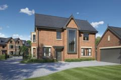 PH Homes launch new Cheadle Hulme development