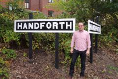 Friends of Handforth Station shortlisted for two national awards