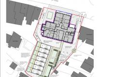 Plans for seven new homes off Water Lane