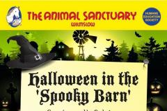 Animal Sanctuary will be raising Halloween spirits
