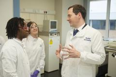 £5m for new centre in medicines technology at Alderley Park