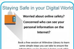 Free sessions to help residents stay safe online