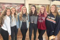 Students at Wilmslow High celebrate A level success
