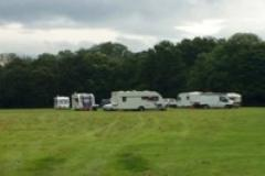 Travellers set up illegal encampment off Styal Road