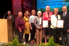 Wilmslow scoops Gold at In Bloom awards for third year running