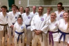 Ju-Jitsu team win haul of medals at nation championships