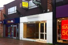 Claire's pulls out of Wilmslow