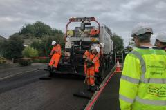 £500,000 cash boost for road repairs