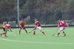 Hockey: Wilmslow win tightly fought victory against Newcastle