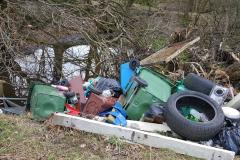 Fly-tipping costs council nearly £200,000 a year