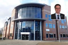Chief Operating Officer of Cheshire East Council suspended