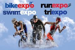 Half price tickets for Manchester Swim, Bike, Run and Tri Expo