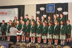 Festival kicks off with a day full of choirs
