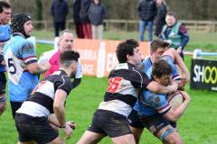 Rugby: It wasn't pretty but Wolves secure first win of the year