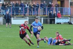 Rugby: Wolves suffer ninth successive defeat