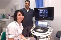 Wilmslow patients to benefit from new ultrasound scanner