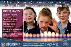 A focus on sustainability at Withington's Founders' Day